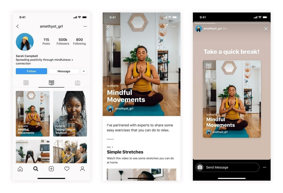 An Instagram influencers mindfulness guide